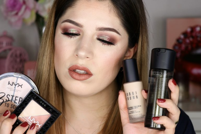 GRWM Trying New Products