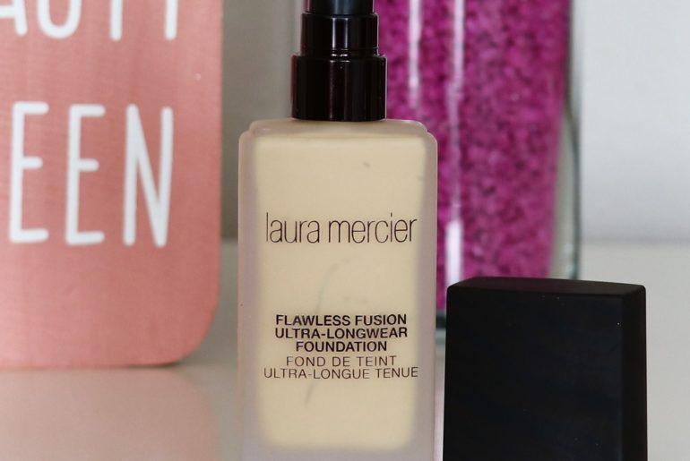 Laura Mercier Flawless Fusion Ultra-Longwear Foundation Review