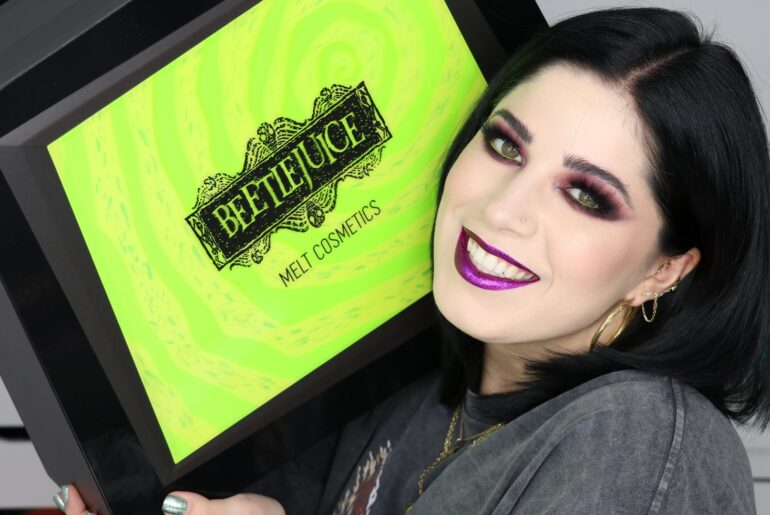 Melt 💜 Beetlejuice Collection Unboxing & Review