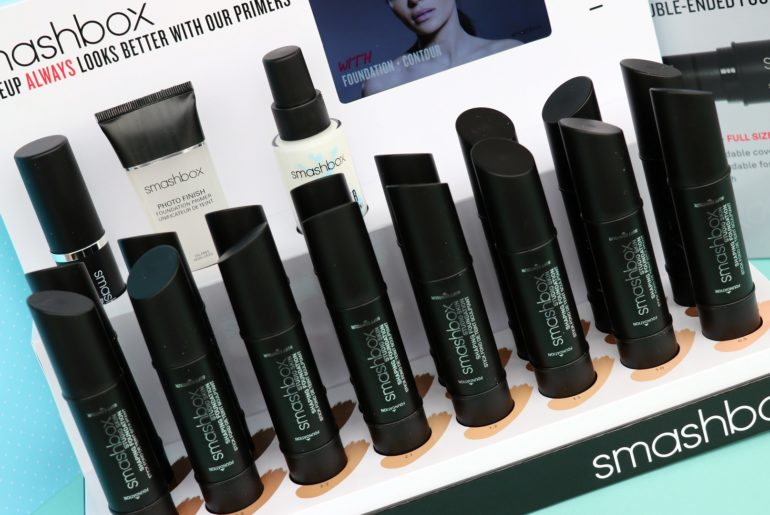 Smashbox Studio Skin Shaping Foundation First Impression