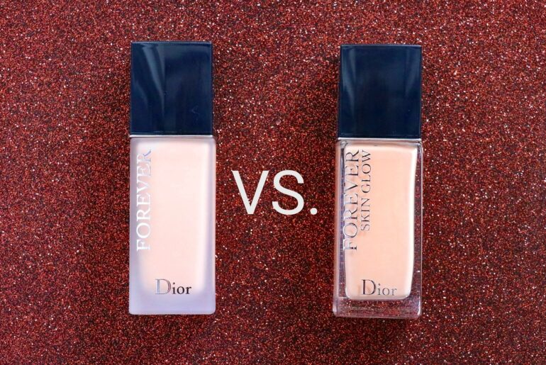 Dior Forever Foundations