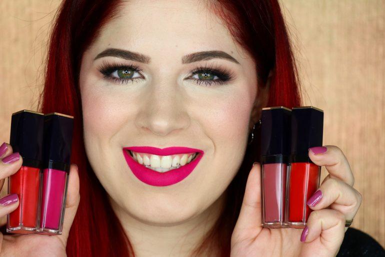 Estée Lauder Pure Color Envy Liquid Lipstick Review