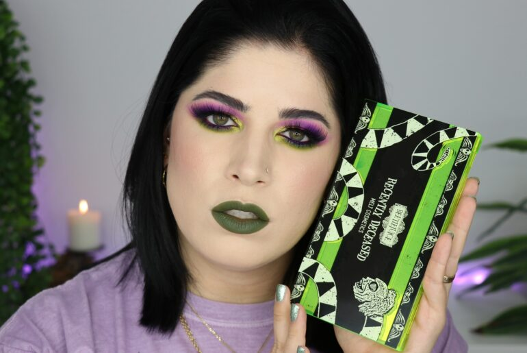 Melt 💚 Beetlejuice Collection (Second Look)